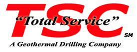 Total Service Company of Pontotoc Inc. Your source for all your geothermal drilling needs.